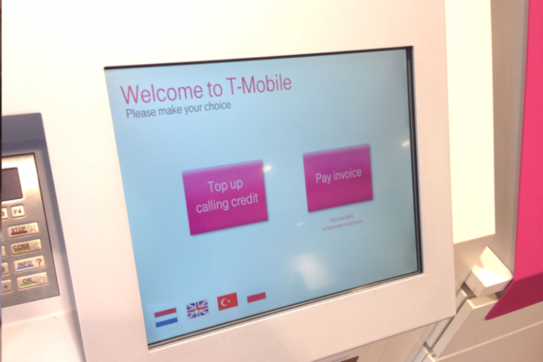 T Mobile Netherlands | Logical Retail